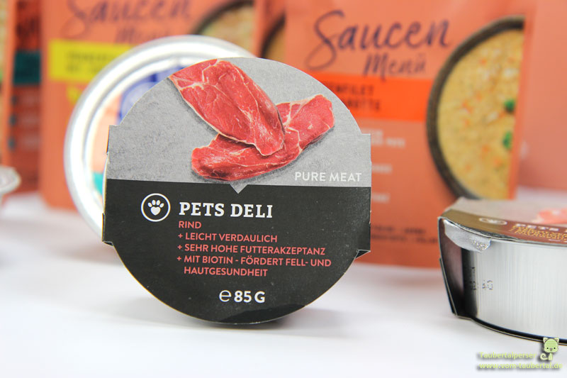 Pets Deli Nature Meat Pute, Taubertalperser, Katzenfutter