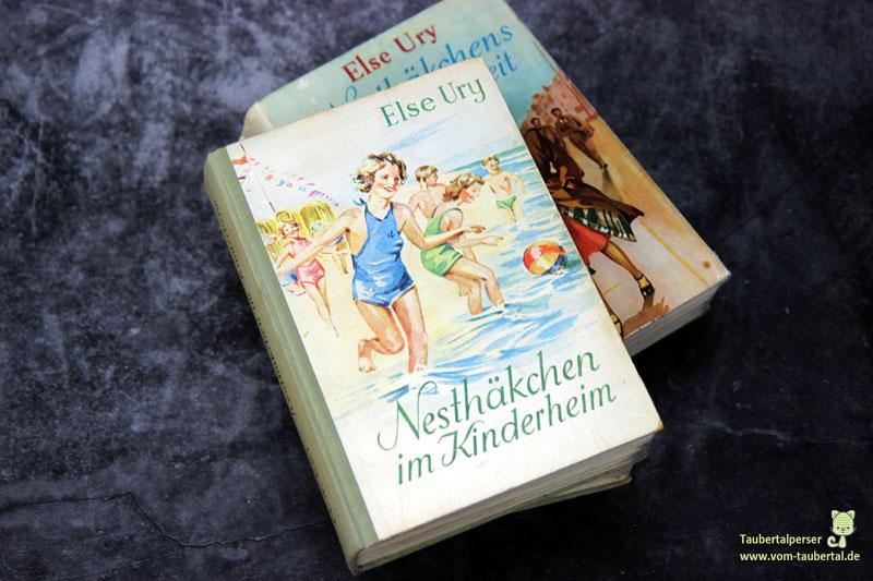 Nesthäkchen Bücher Else Ury