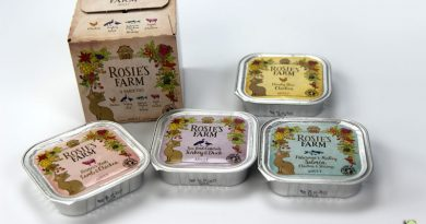 Rosie's Farm Katzenfuttertest