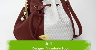 Julie, Shamballa Bag Design