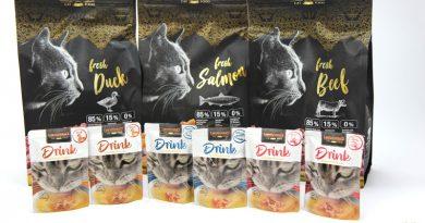 Leonardo Low Carb Trockenfutter, Katzenfuttertest