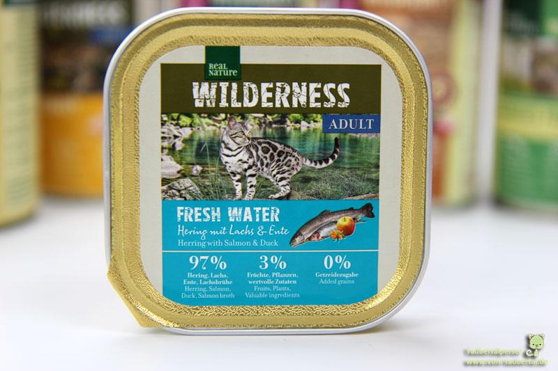 Real Nature Wilderness Fresh Water Katzenfutter