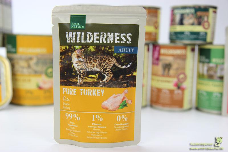 Real Nature Pure Turkey Katzennassfutter