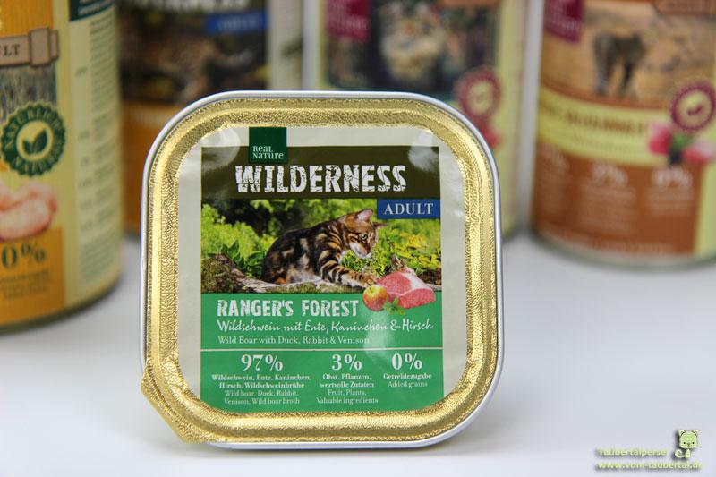 Real Nature Wilderness Rangers Forest Katzennassfutter
