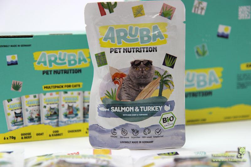 Aruba Katzenfutter
