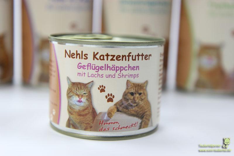 Katzenfutterdose Nehls