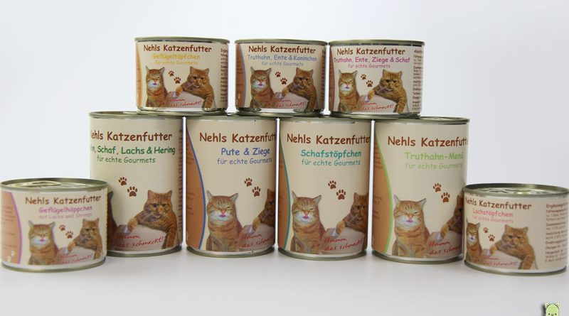 Katzenfuttertest Nehls Katzenfutter
