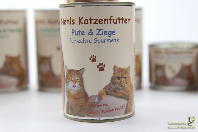 Katzenfutterdose
