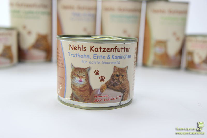 Katzenfutterdose Nehls Taubertalperser