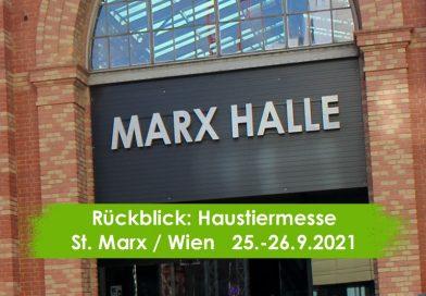 Haustiermesse Marx Halle